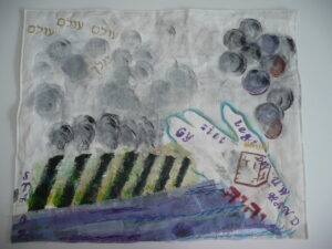 Na bezoek kamp Treblinka in Polen