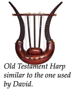 Davids-Harp