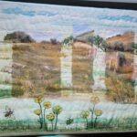Romeinse zuilenweg in Israel