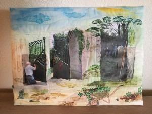 Troost herstelwerk Joodse begraafplaats