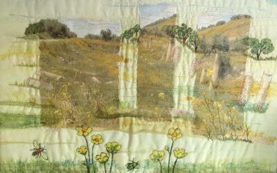 Samaria Romeinse zuilengang